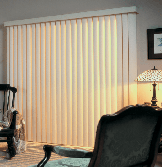 crown-vertical-blinds-Canada - ZebraBlinds.ca