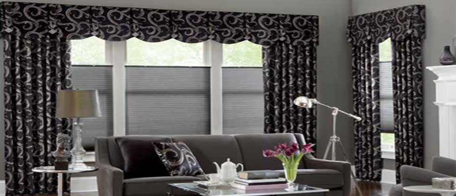 Fabric-Valances-Canada - ZebraBlinds.ca