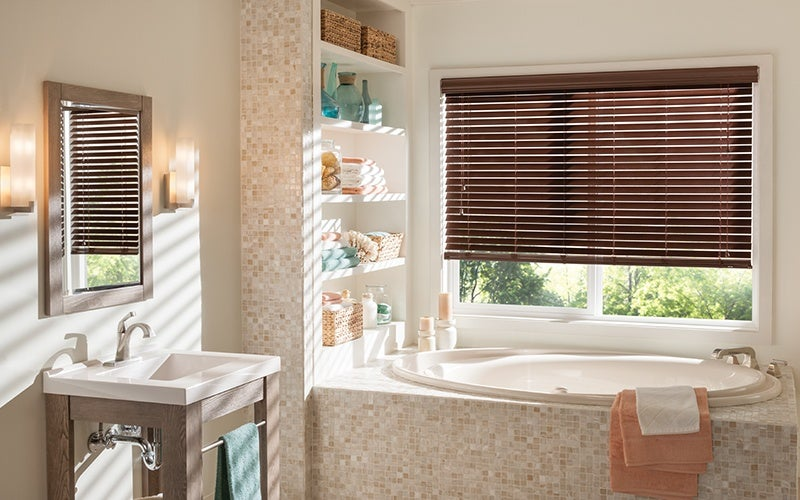 Faux Wood Blinds Canada