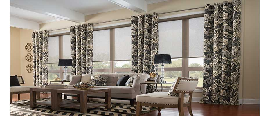 Contemprory-Roller-Shade-Canada - ZebraBlinds.ca