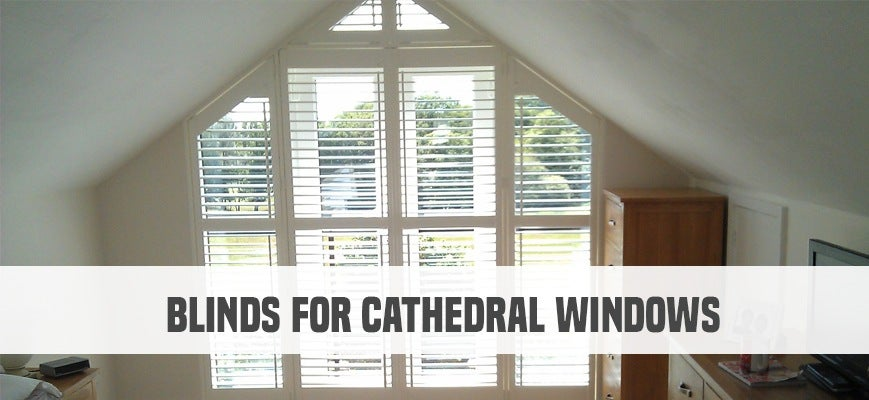 Blinds for Cathedral Windows