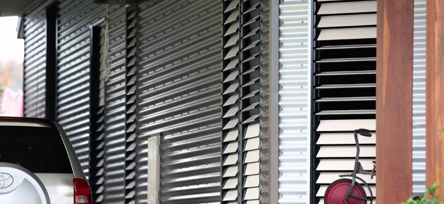 Louver Windows