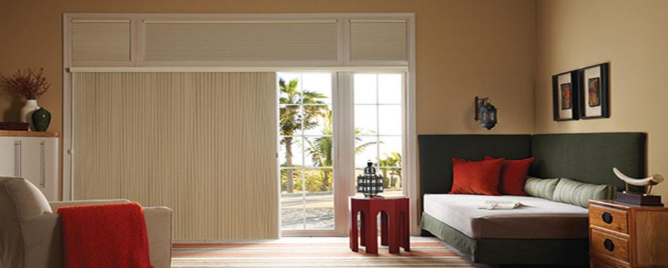Vertical-Cellular-Shades-Canada - ZebraBlinds.ca