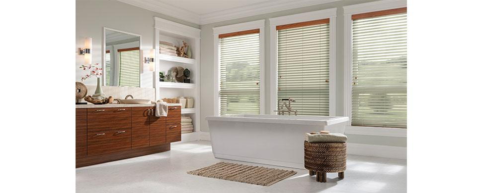 2-Faux-Wood-Blinds-Canada - ZebraBlinds.ca