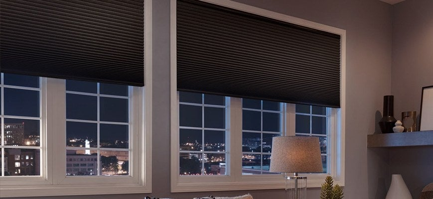 Blackout Roller Shades for Windows