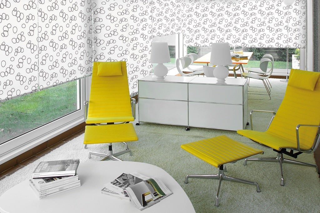 Roller Shades for Home office