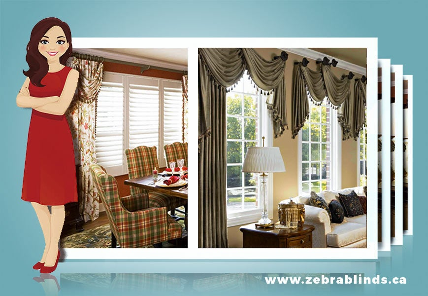 Window Treatments For Dining Area