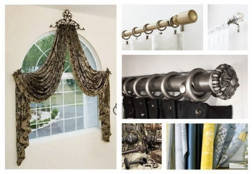 One-Stop Shop For Drapery Hardware