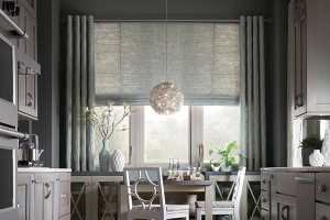 Dining Room Window Curtains