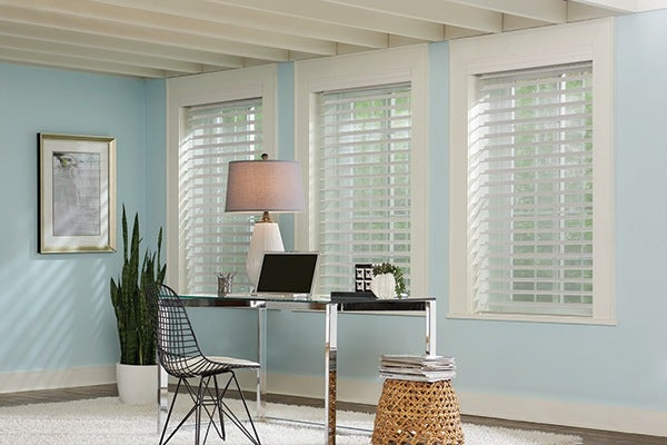 Sheer Shades for Home offices