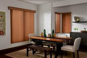 Faux-Wood-Blinds-At-Best-Price - Zebrablinds.ca
