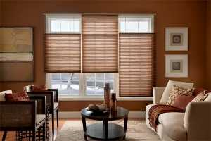 Pleated Graber Shades For Small Windows