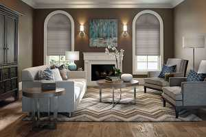Graber-Cellular-Shades-For-Theater-Room - Zebrablinds.ca