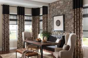 Home-Theater-Blackout-Curtains - Zebrablinds.ca