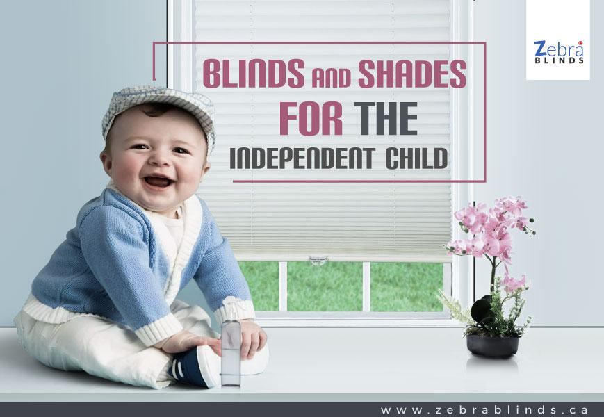 Window Treatments For Independent Child