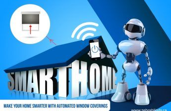 Automated Window Coverings