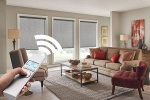 Motorized Roller Shades at Best Price