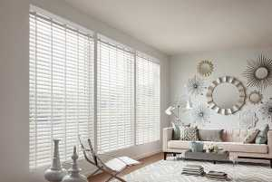 Budget-Friendly-Custom-Faux-Wood-Blinds - Zebrablinds.ca