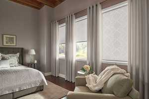 Decorate-Room-With-Roller-Shades - Zebrablinds.ca