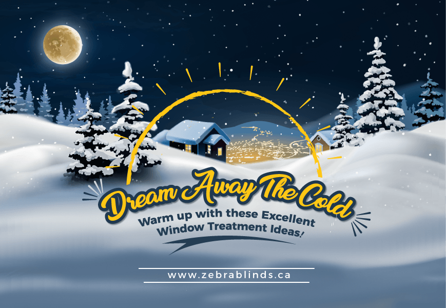 Winter Season Window Treatments