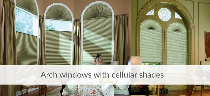 Arch Windows Shades
