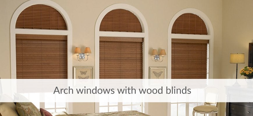 Palladian Window Treatments An Intuitive Solution For Arched Windows