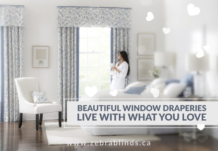 Beautiful Window Draperies