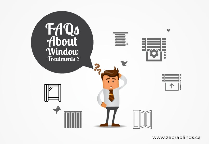 FAQs About Window Treatments