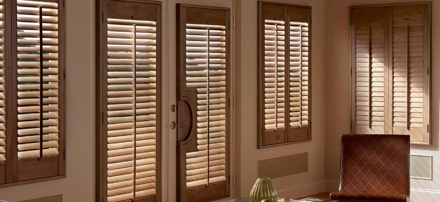 Graber Traditional Window Shutters
