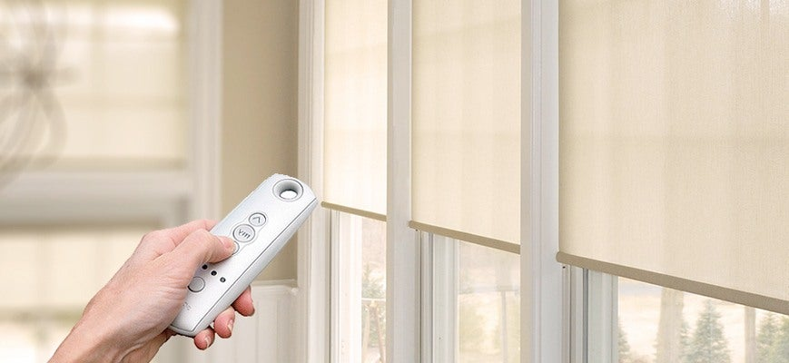 Motorized Blinds Canada