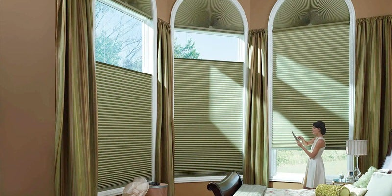 Powered Window Blinds