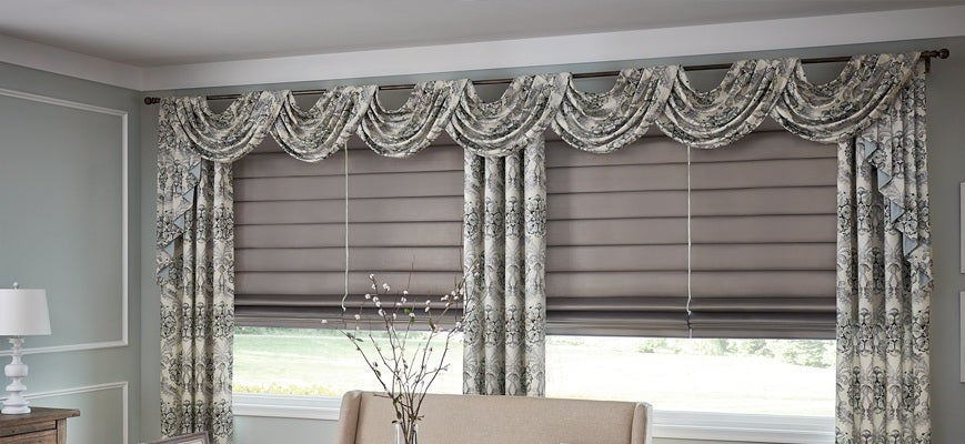 Mix and Match Window Coverings