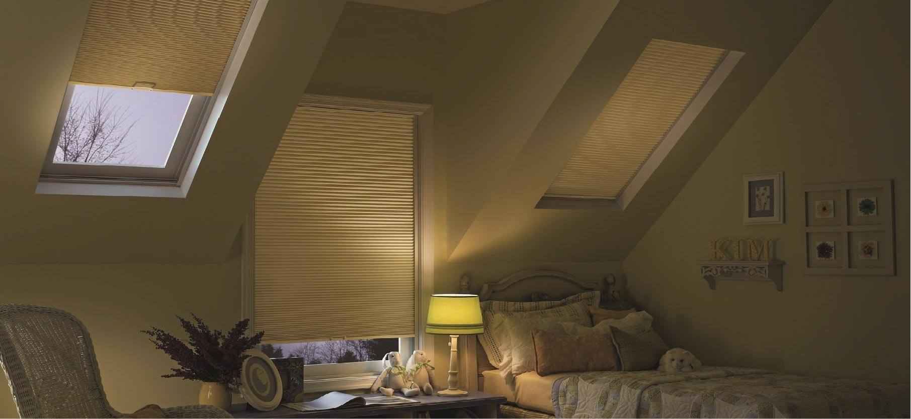 Blackout Or Room Darkening Window Treatment For A Perfect