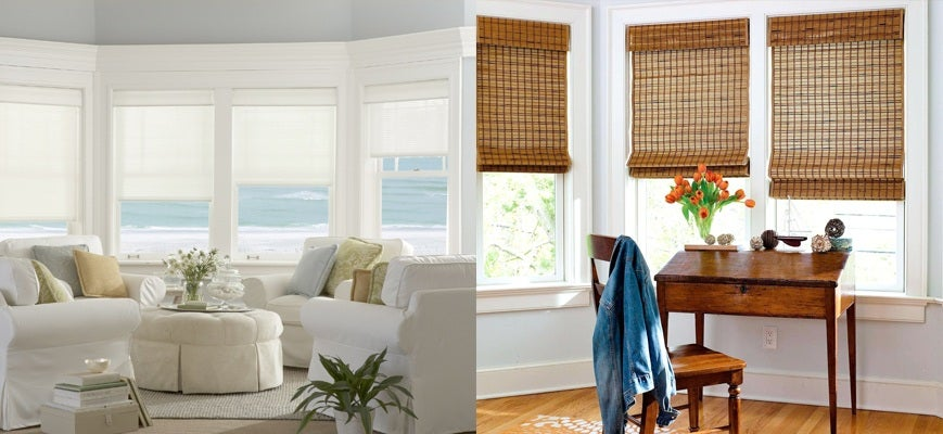 Roller Solar Shades for Sunroom