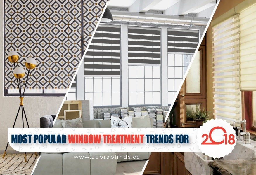 Window Treatment Trends 2018