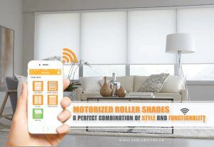 Battery Operated Roller Shades