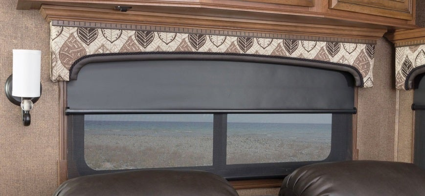 RV Blinds and Window Shades