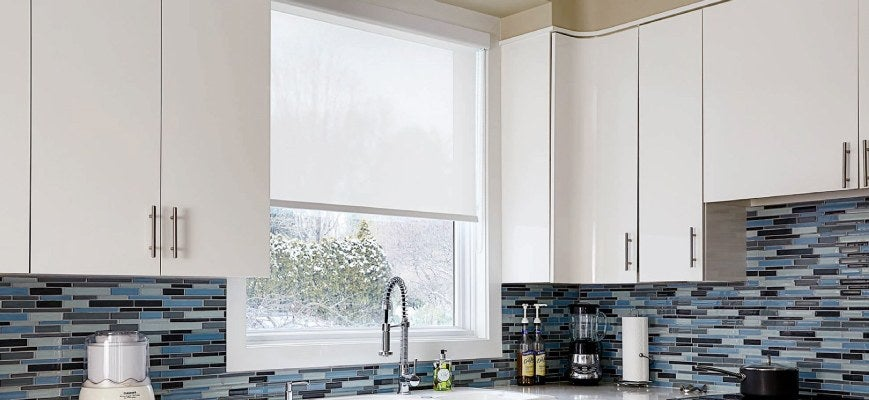 Solar Shades for Kitchen