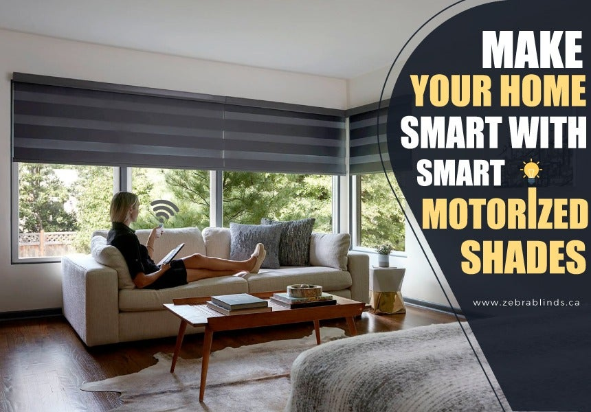 Smart Window Covering Ideas