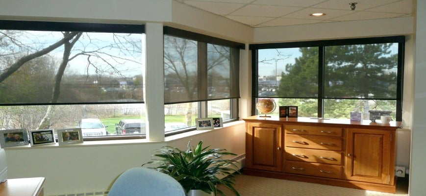 Smart Solar Blinds and Shades