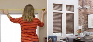 Measuring Window Blinds