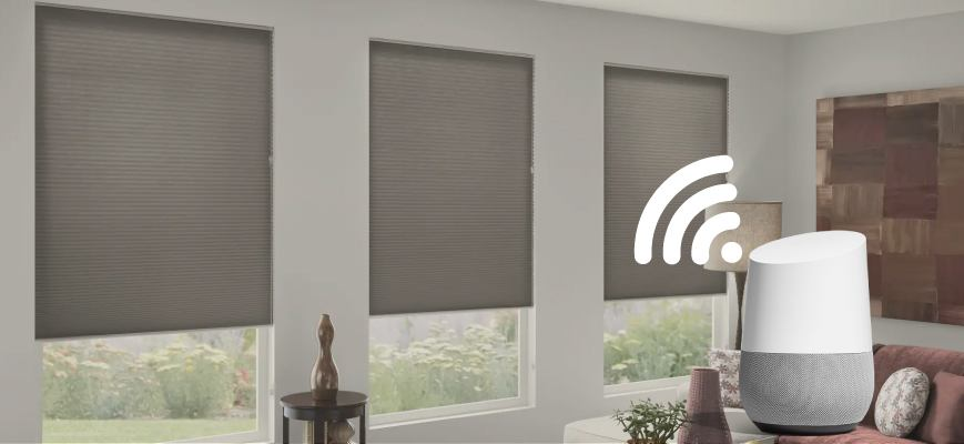 Select Google Home Smart Blinds To Upgrade Your Modern Home