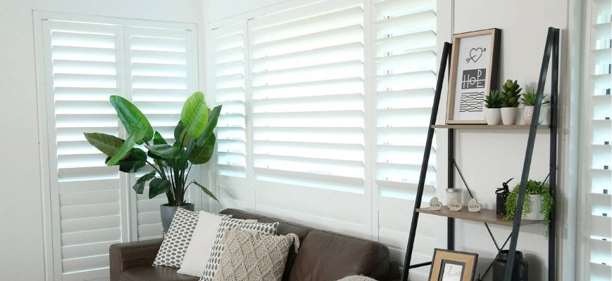 Plantation Shutters and Blinds