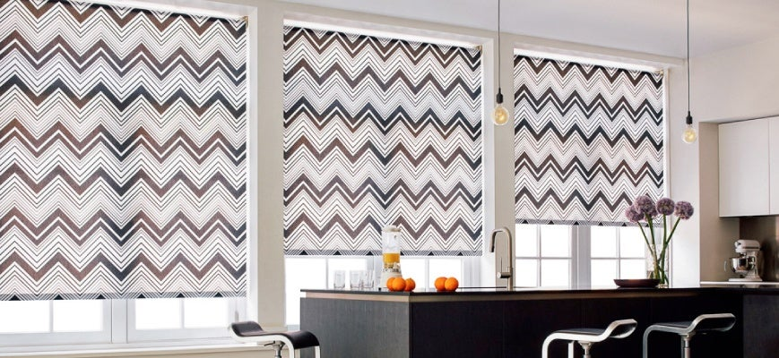 Roller Shades for Large Windows