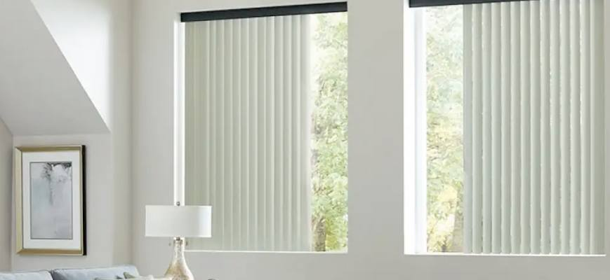 Large Window Blinds And Shades For Massive Windows