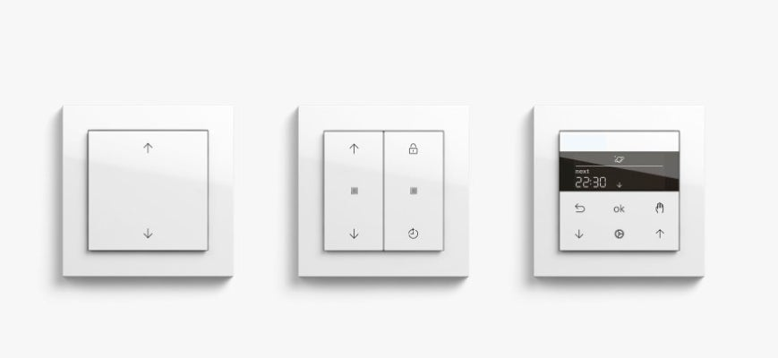 Wall Switch for Electric Blinds
