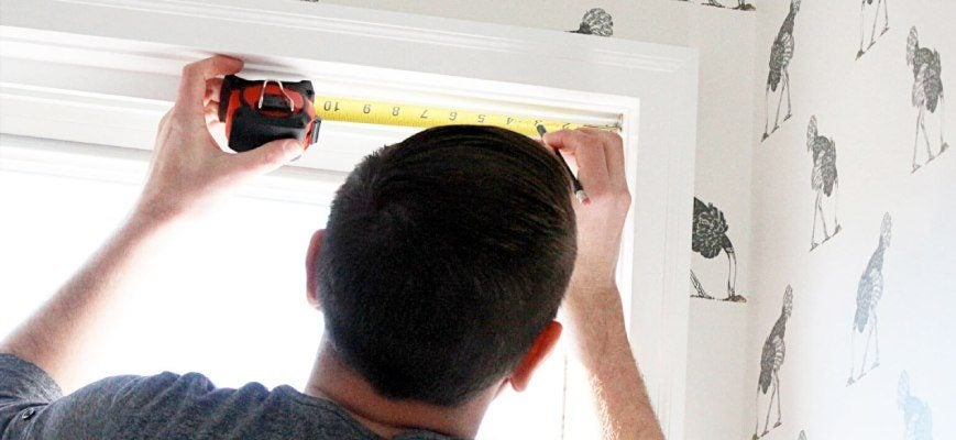 Precise Measurement of Blinds
