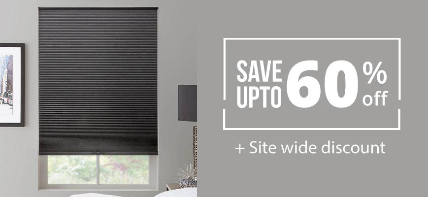 Discounted Blackout Shades