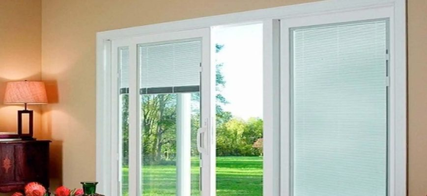 Cellular Shades for Sliding Doors or Windows