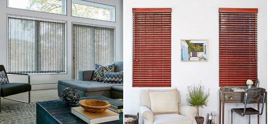 Custom Made Blinds and Shades